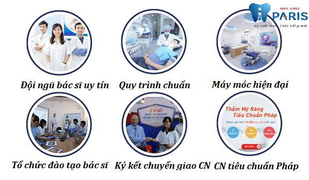 Nha khoa Paris – Địa chỉ chỉnh nha uy tín tại Việt Nam