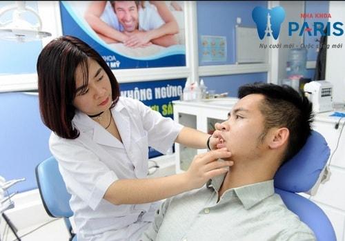 quy trình niềng răng mắc cài 1
